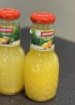Jus de fruits Granini
