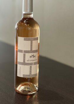 Vin rosé Deshenry's