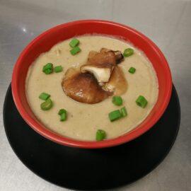 Soupe aux shiitakés