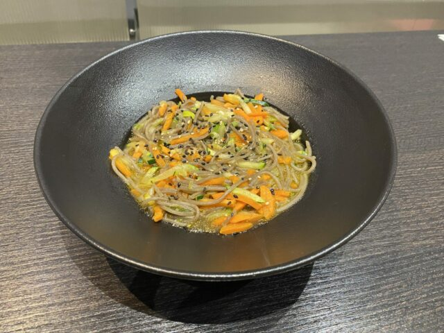 Yakisoba végétarien
